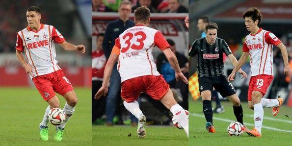Colonia-Friburgo Bundesliga 2014-15