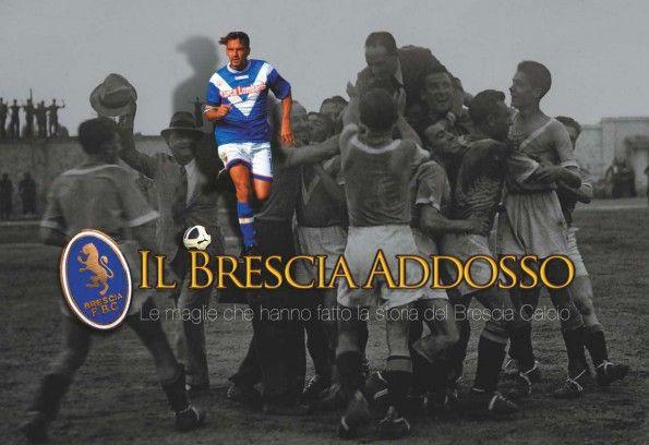 Copertina libro Il Brescia addosso