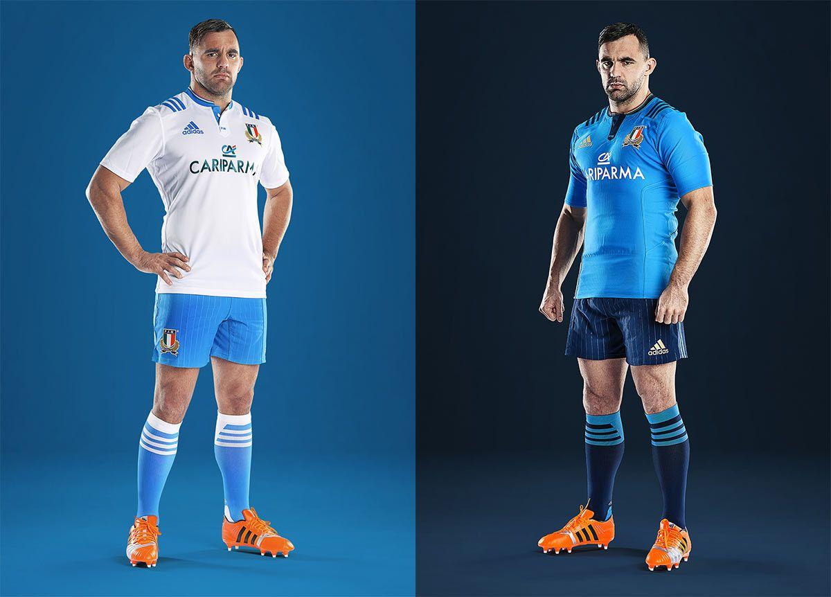 Divise Italia rugby 2015 adidas