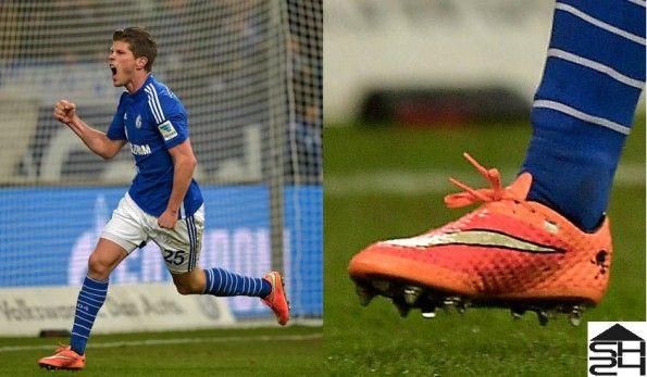 Klaas Jan Huntelaar (Schalke 04) Nike Hypervenom Phantom