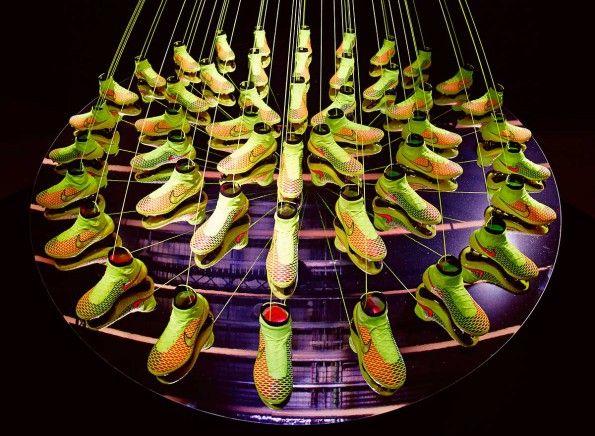 Presentazione scarpe Magista a Barcellona