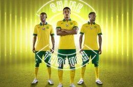 Maglia Sudafrica 2015-2016 Nike