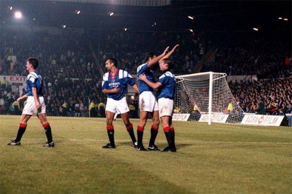Rangers-Leeds Champions League 1992-93