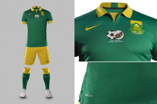 Seconda maglia Sudafrica 2015-2016