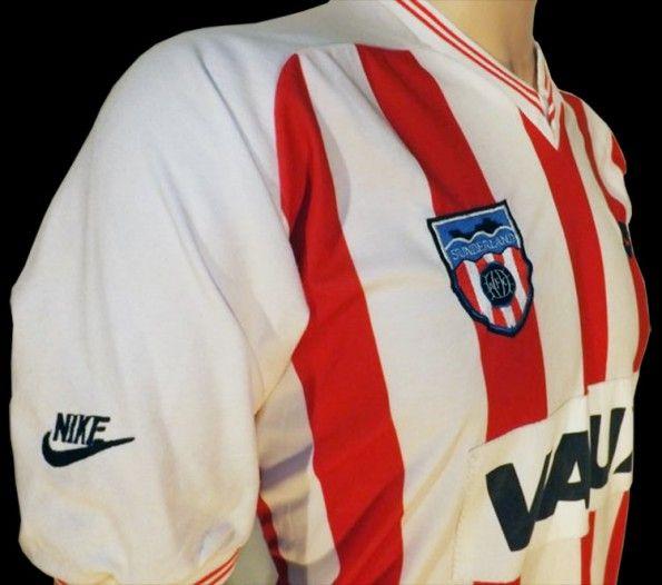 Maglia Sunderland 1985-1986 home