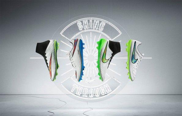 Collezione scarpe Shine Through di Nike