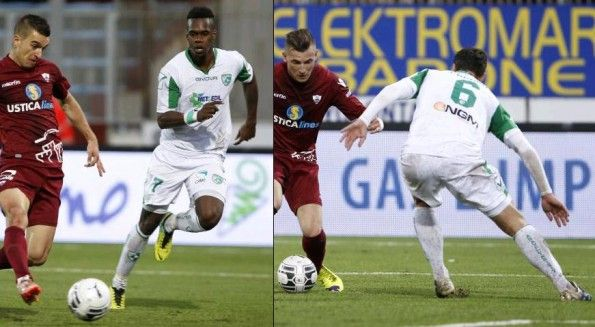 Divisa Avellino away 2014-15