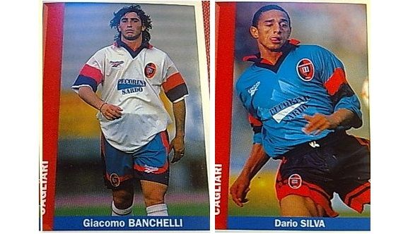 Divise Cagliari Reebok 1996-1997