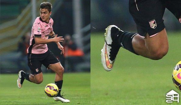 Dybala (Palermo) - Nike Mercurial Superfly IV Shine