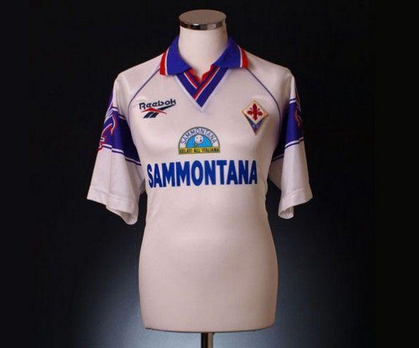 Fiorentina maglia trasferta 1996-1997