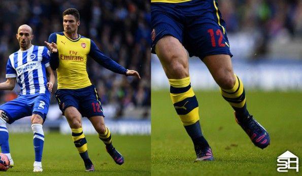 Olivier Giroud (Arsenal) Puma evoPower 1.2