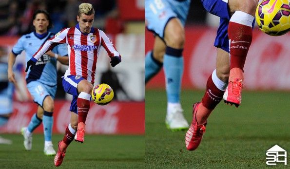 Antoine Griezmann (At. Madrid) Puma evoSpeed 1.3