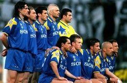 Maglia Juventus Finale Champions League 1995-1996