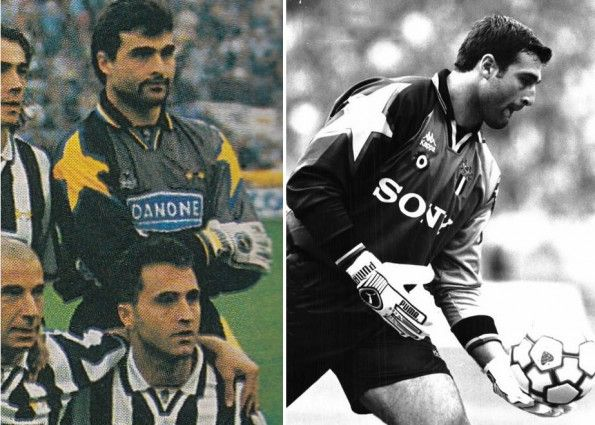Maglia portiere Juventus 1994-1996