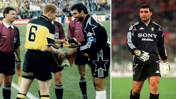 Maglia portiere Juventus 1996-1998