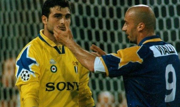Maglia portiere Juventus finale Champions 1996
