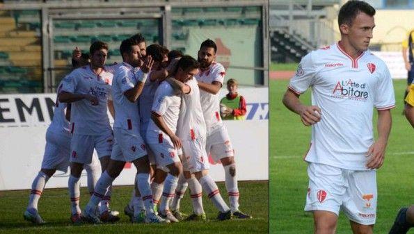 Padova home kit 2014-2015
