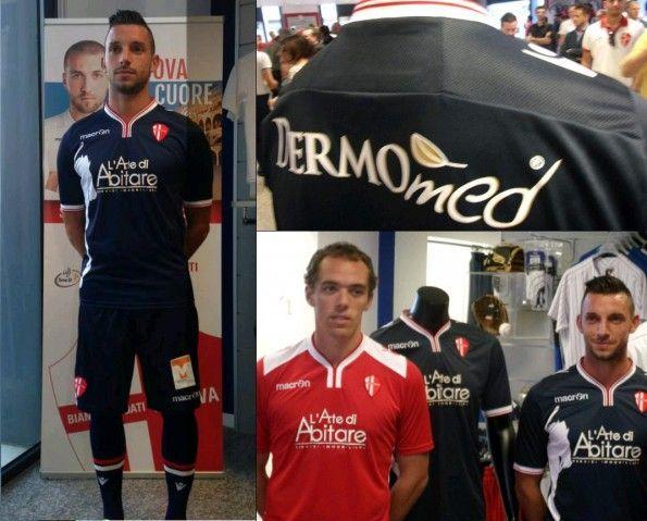 Terza maglia Padova Calcio 2014-2015