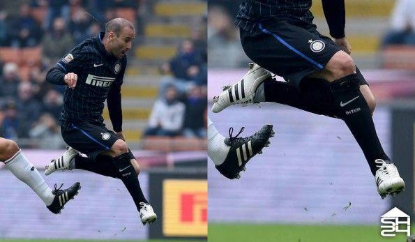 Palacio (Inter) adidas Adipure IV