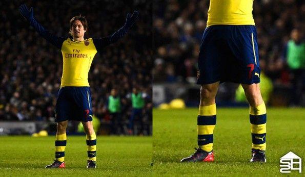 Tomas Rosicky (Arsenal) Puma evoPower 1.2