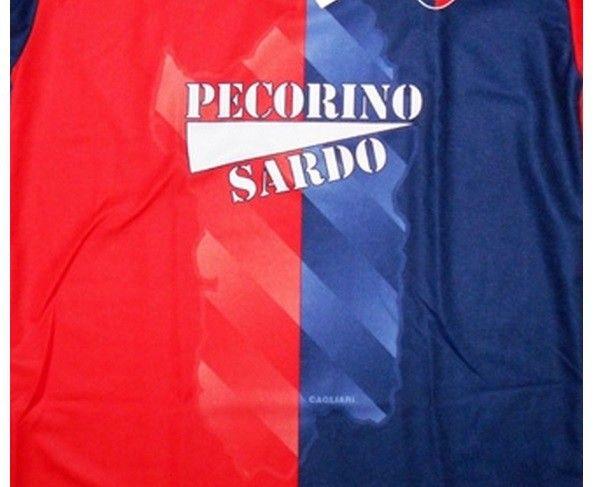 Sardegna maglia Cagliari 1996-1997