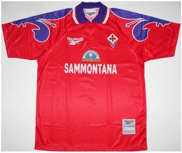 Terza maglia Fiorentina 1995-1996 Reebok