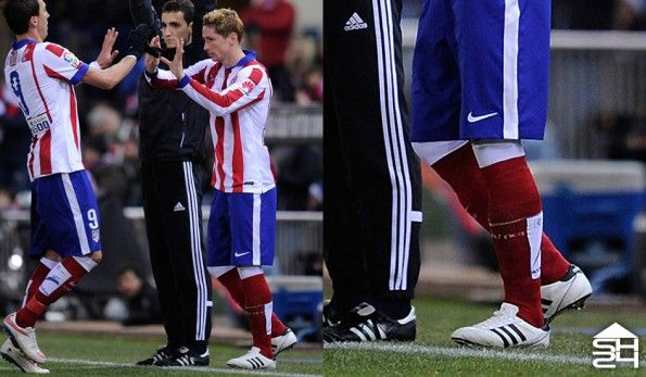 Fernando Torres (Atletico Madrid) adidas World Cup