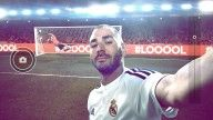 Karim Benzema nel video There Will Be Haters di adidas