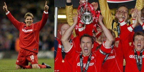 Il Middlesbrough vince la Carling Cup 2004