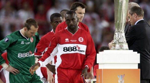 Hasselbaink finale Coppa Uefa 2005-2006