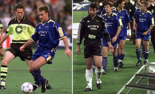 Divisa trasferta Juventus 1996-1997 Kappa