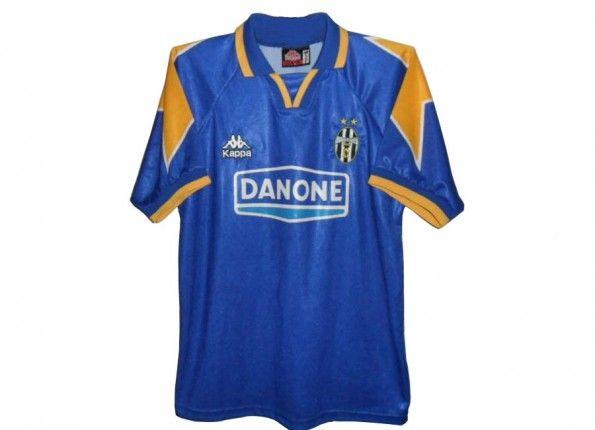 Seconda maglia Juventus 1994-1995 Danone