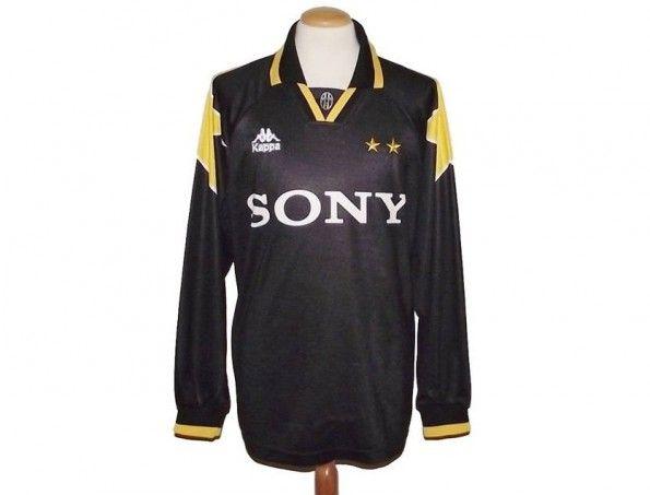 terza maglia juventus 1996-1997