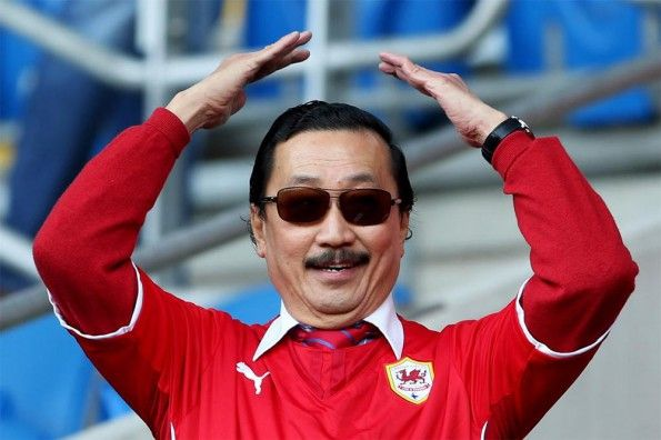 Vincent Tan presidente del Cardiff City