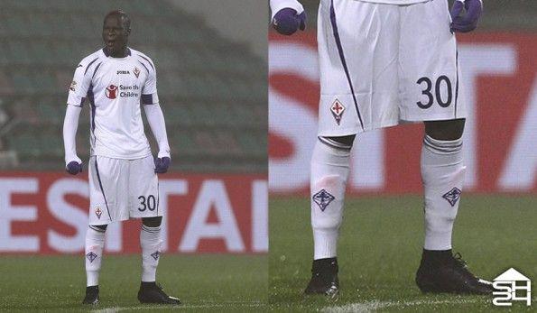 Babacar (Fiorentina) Nike Magista Obra Blackout
