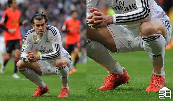 Gareth Bale (Real Madrid) adidas F50 adizero #therewillbehaters