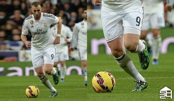 Benzema (Real Madrid) adidas F50 adizero #therewillbehaters