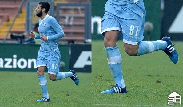 Candreva (Lazio) adidas nitrocharge 1.0 #therewillbehaters