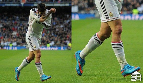 Isco (Real Madrid) Nike Hypervenom Phantom #highlight