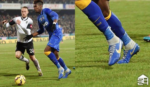 Pogba (Juventus) Nike Magista Obra ID