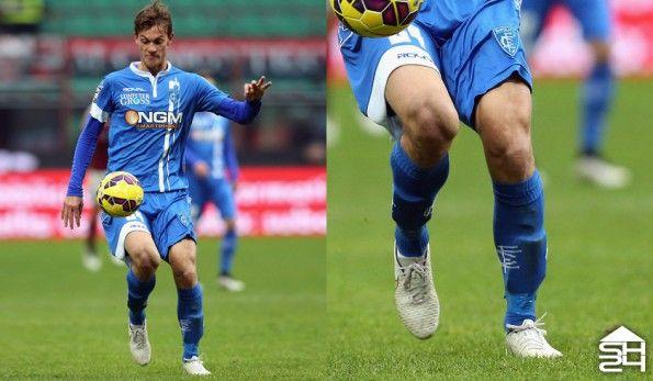 Rugani (Empoli) scarpe Nike Magista Opus