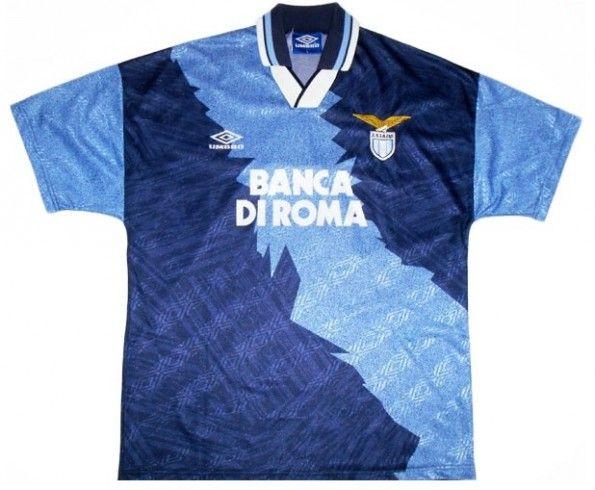 Seconda maglia Lazio 1994-1996 Umbro