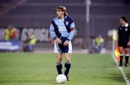 Signori divisa trasferta Lazio Umbro 1994-1996