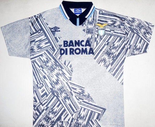 Terza maglia Lazio 1994-1995 Umbro