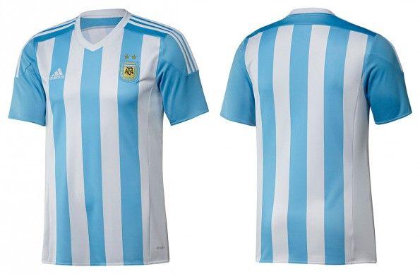Maglia Argentina Coppa America 2015