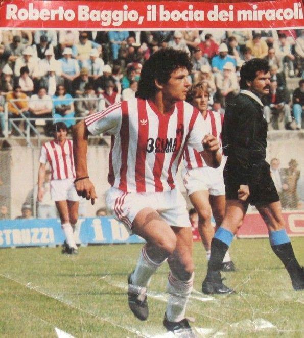 Roberto Baggio al Vicenza
