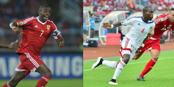 Maglie Congo Coppa d'Africa 2015