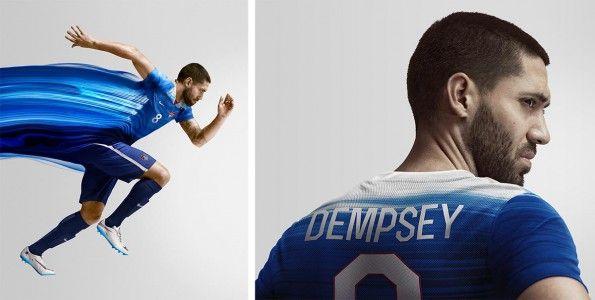Dempsey font USA away 2015