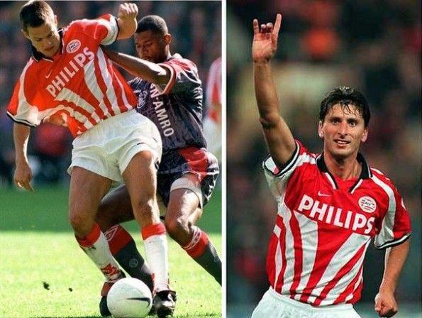 Divisa PSV 1996-1997 home