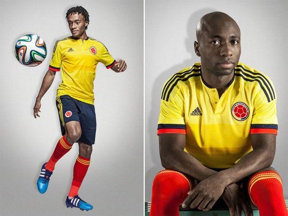 Divisa Colombia Coppa America 2015